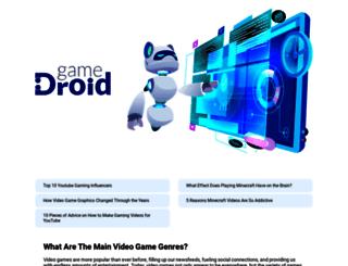 supergamedroid.com screenshot