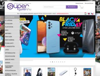 supergamer.hu screenshot