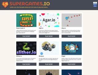 supergames.io screenshot