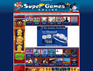 supergamesonline.org screenshot