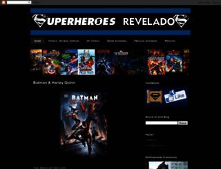 superheroesrevelados.blogspot.com screenshot