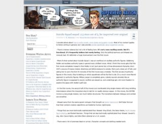 superheronation.com screenshot