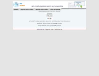 superhizmet.net screenshot