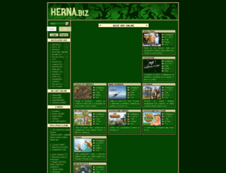 superhryonline.hry-online.com screenshot