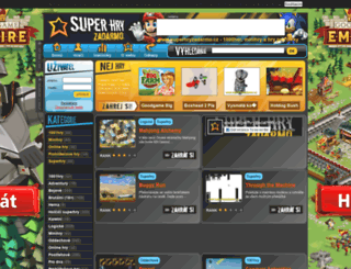 superhryzadarmo.cz screenshot
