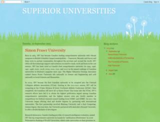 superioreducationportal.blogspot.com screenshot