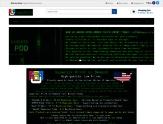 superiorpod.com screenshot