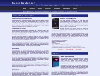 superkeylogger.com screenshot