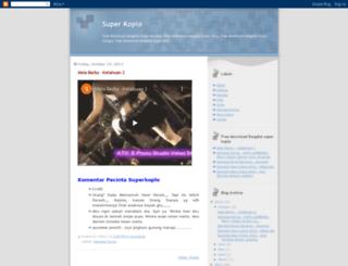 superkoplo.blogspot.com screenshot