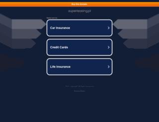 superleasing.pl screenshot