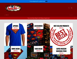supermancollectors.com screenshot
