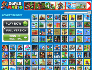 supermarioplay.net screenshot