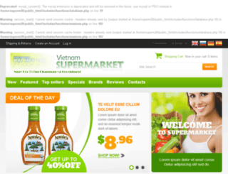 supermarketgardengrove.com screenshot