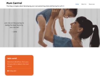 supermom.com.sg screenshot
