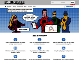 supermonitoring.com screenshot