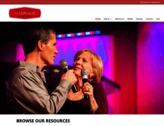 supernatural-marriage.com screenshot