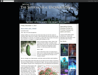 supernaturalunderground.blogspot.com screenshot