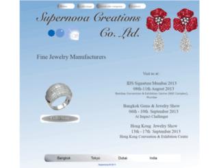 supernovacreations.net screenshot