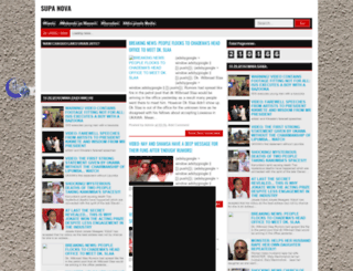 supernovatz.blogspot.com screenshot
