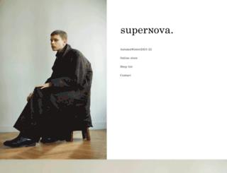 supernovaworld.info screenshot