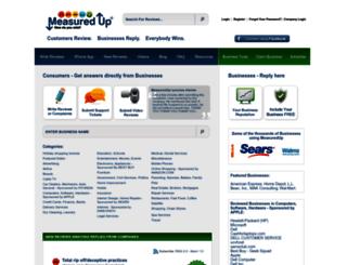 superpages-com-reviews.measuredup.com screenshot
