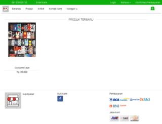 superpasar.com screenshot