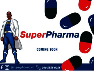 superpharma.net screenshot