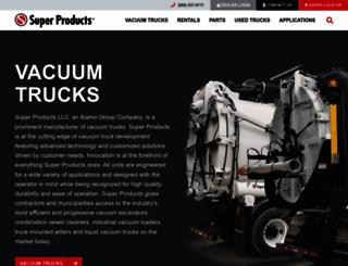 superproductsllc.com screenshot