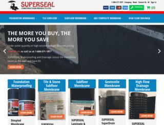 supersealonline.us screenshot