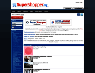 supershopper.org screenshot