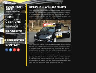 supersized-typo3-template.typo3-templates-kostenlos.de screenshot
