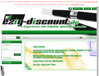 supersmoker-blog.de screenshot