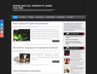 supersonicgamez.blogspot.co.uk screenshot