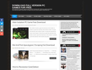 supersonicgamez.blogspot.it screenshot