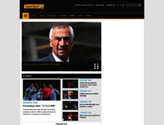 supersport.rs screenshot