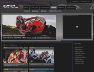supersportler.tv screenshot