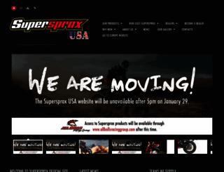 supersproxusa.com screenshot