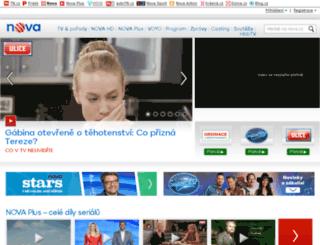 superstar2011.nova.cz screenshot