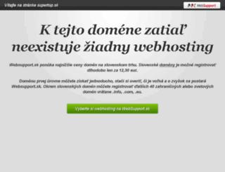 supertop.sk screenshot