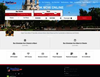 supertours.com screenshot