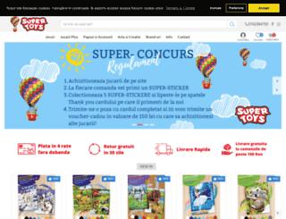 supertoys.ro screenshot