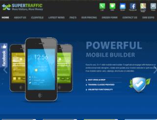 supertraffic.com.my screenshot