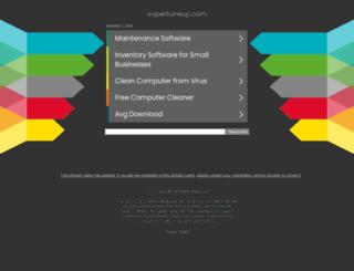 supertuneup.com screenshot