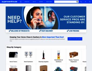 superwarehouse.com screenshot