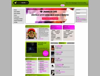 superweb.de screenshot