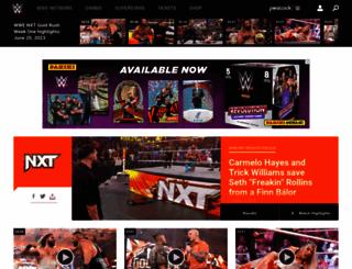 superwwe.com screenshot