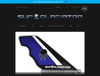 supgladiator.com screenshot