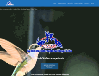 suplidoraroyal.com screenshot