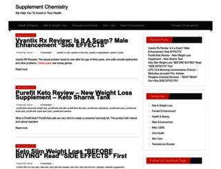 supplementch3mistry.com screenshot