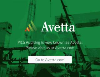 supplier.picsauditing.com screenshot
